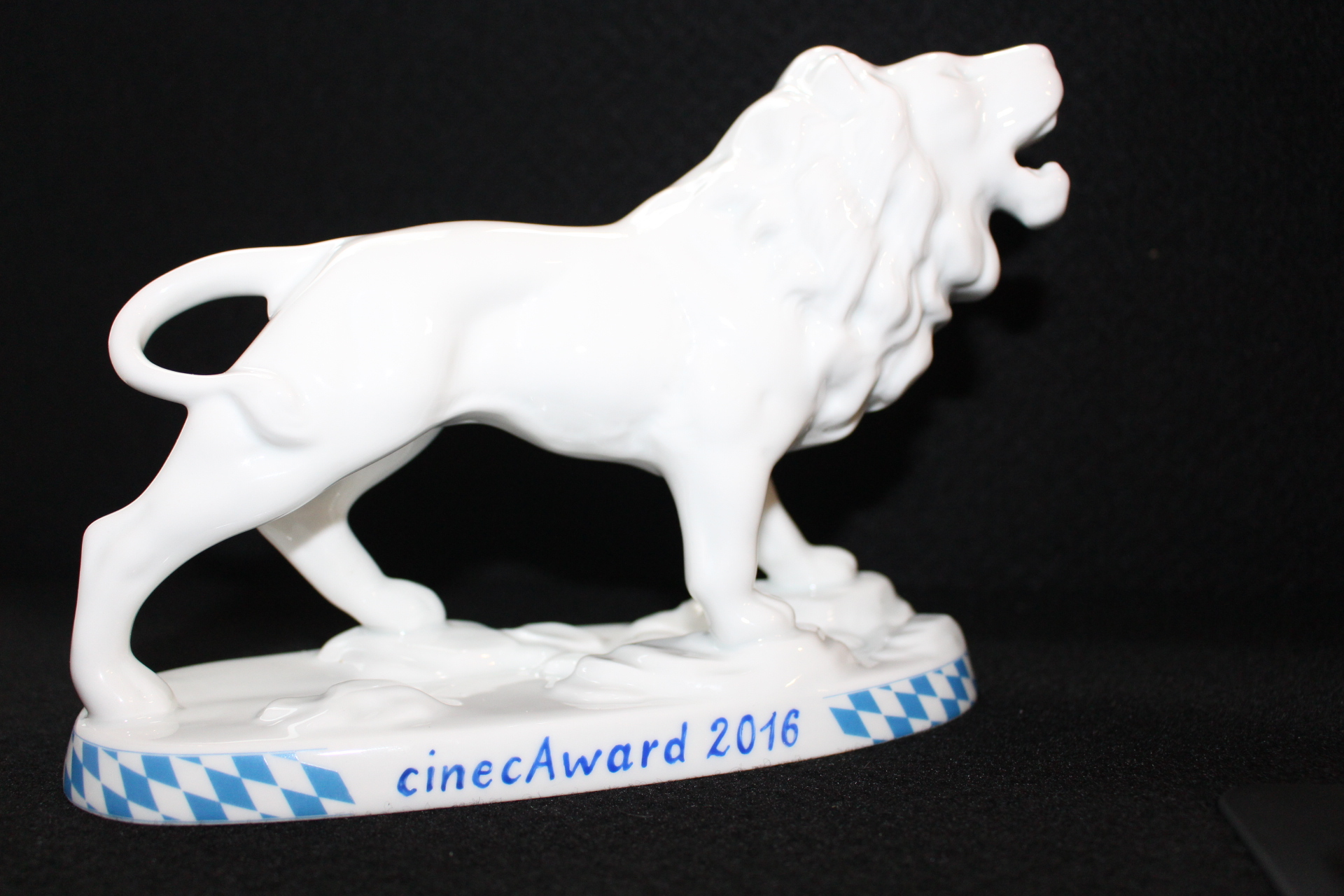 CinecAward_Löwe
